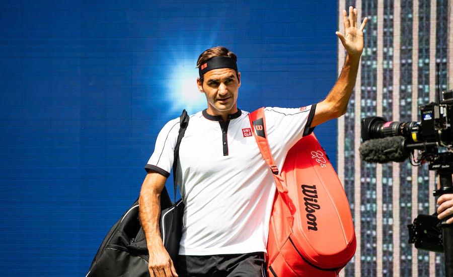 Roger Federer US Open 2019
