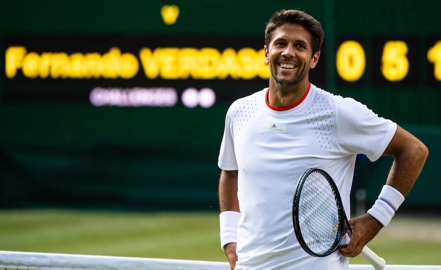 Fernando Verdasco Wimbledon