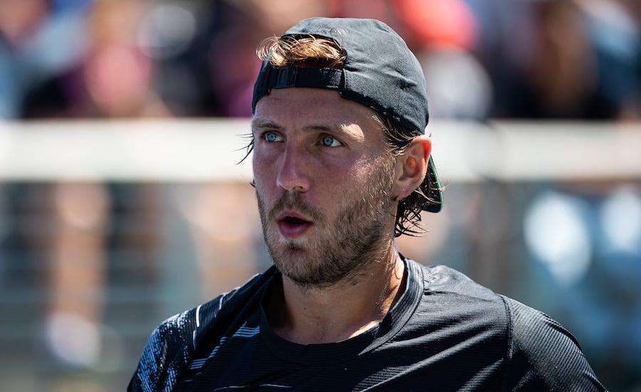Lucas Pouille US Open 2019