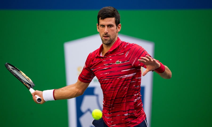 Novak Djokovic Leads The Way As Incredible Dominance By The Big 3 Is Laid Bare Tennishead