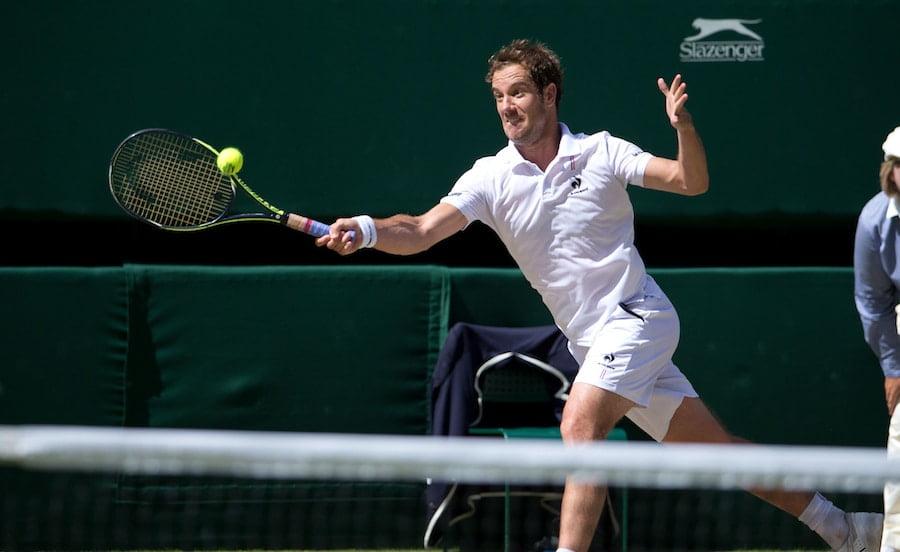 Richard Gasquet Wimbledon