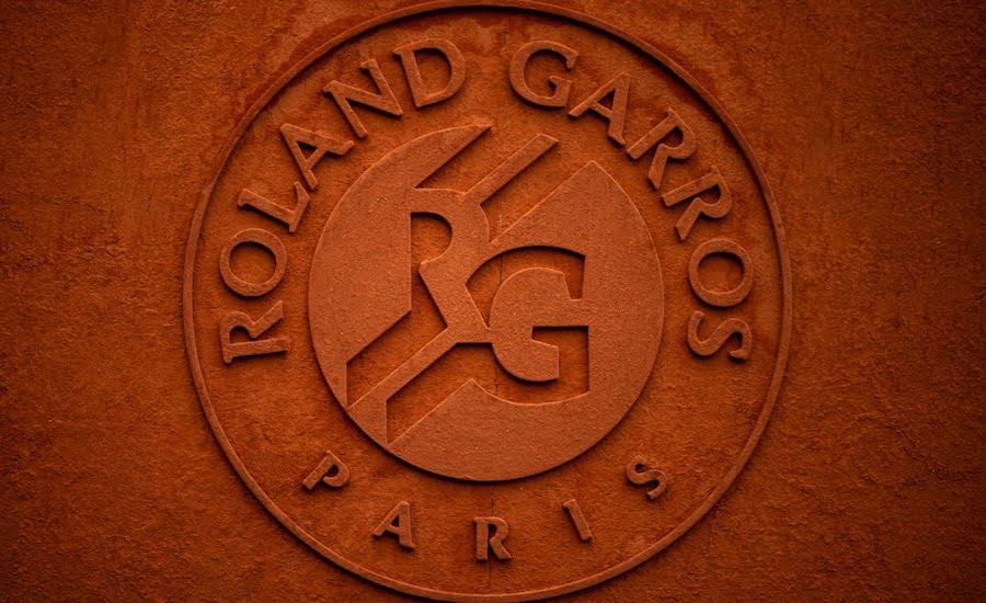 Tennis in France roland Garros