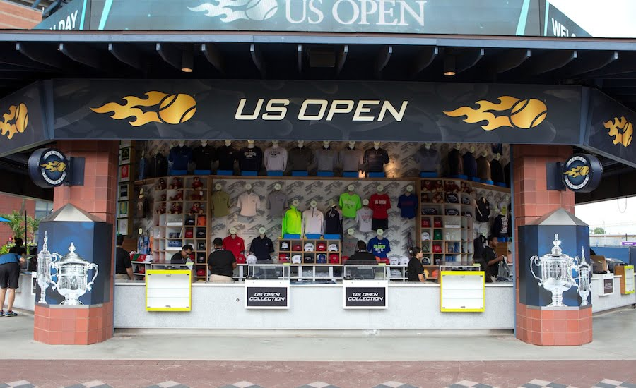 US Open shop