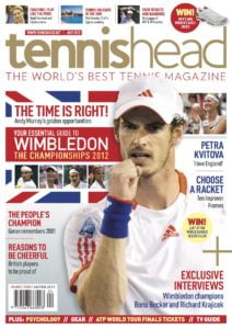 tennishead 2012 issue 3 cover