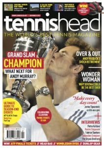 tennishead 2012 issue 6 cover
