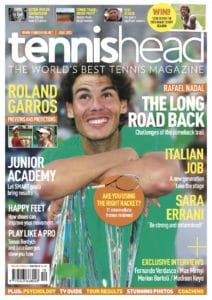 tennishead 2013 issue 2 cover