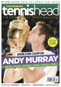tennishead 2013 issue 4 cover