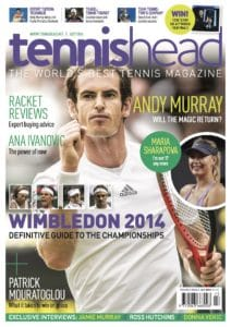 tennishead 2014 issue 3 cover
