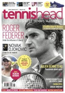 tennishead 2014 issue 6 cover