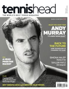tennishead 2016 issue 1 cover