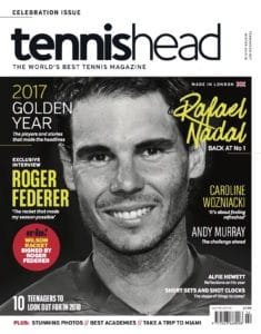 tennishead 2017 issue 2 cover