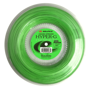 Solinco Hyper G stringing reel