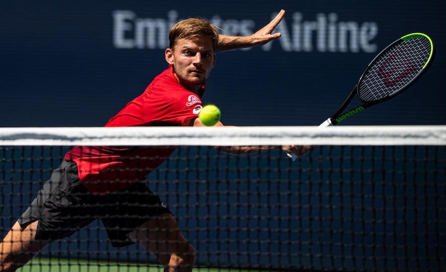 David Goffin tournament schedule 2020 - Tennishead