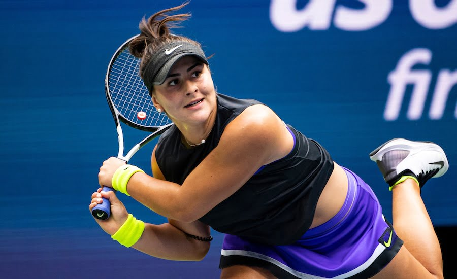Bianca Andreescu is a like a female Roger Federer