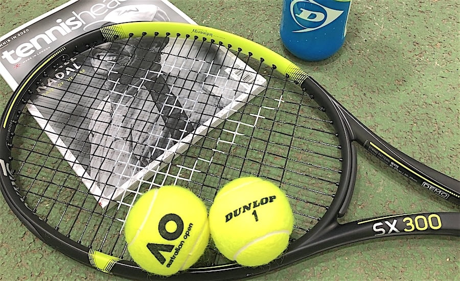 Dunlop SX 300 Tour tennis racket review