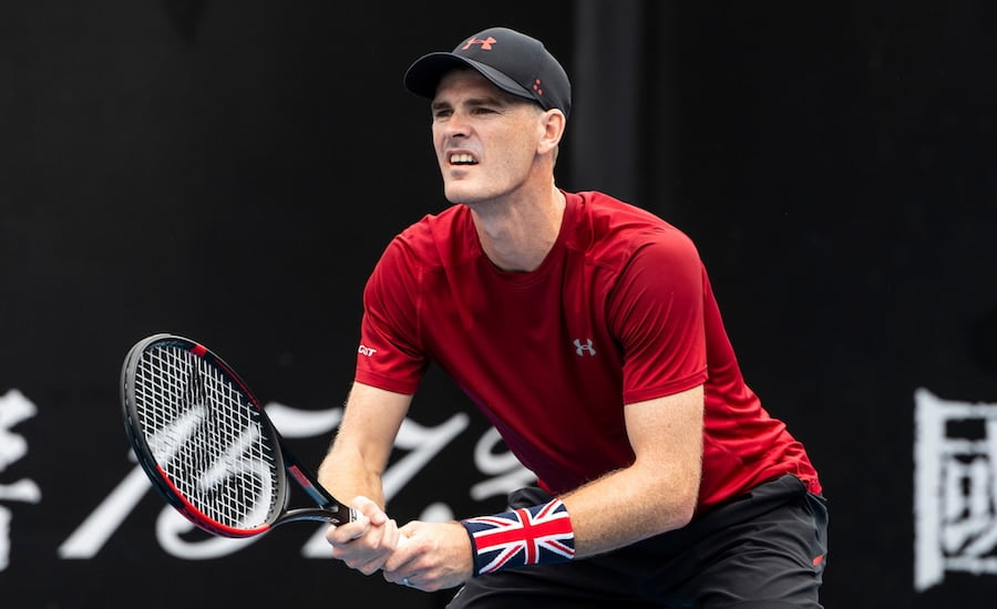 Jamie Murray Australian Open 2019