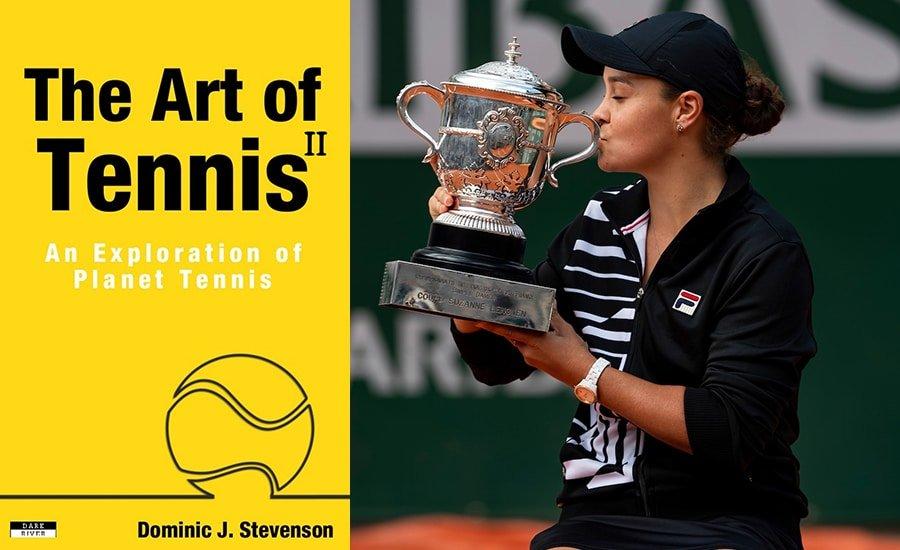 Art of Tennis Ashleigh Barty