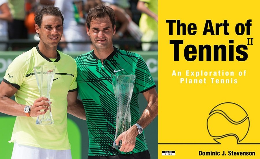 Art of Tennis Roger Federer Rafael Nadal