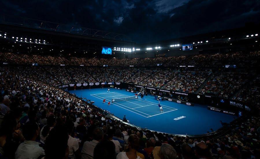 Australain Open Melbourne Park