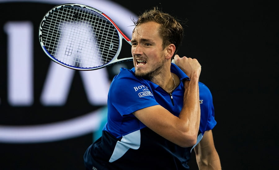 Daniil Medvedev Has No Respect World Number Four Slammed By Rival