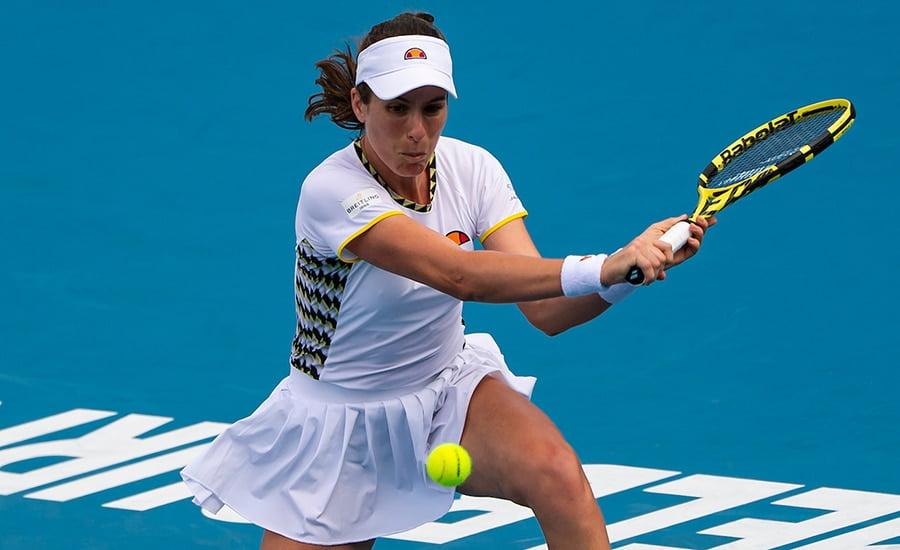 Johanna Konta at 2020 Australian Open