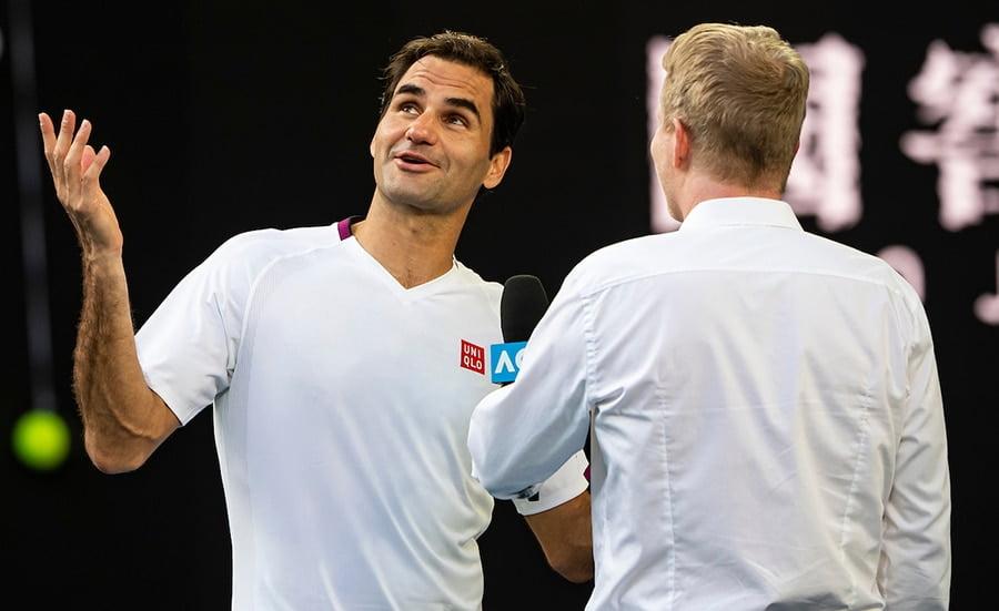 Roger Federer believes in miracle