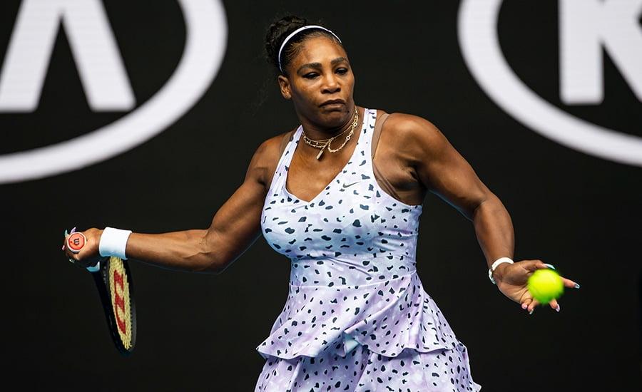 Serena Williams Gives Australian Open Warning After Big