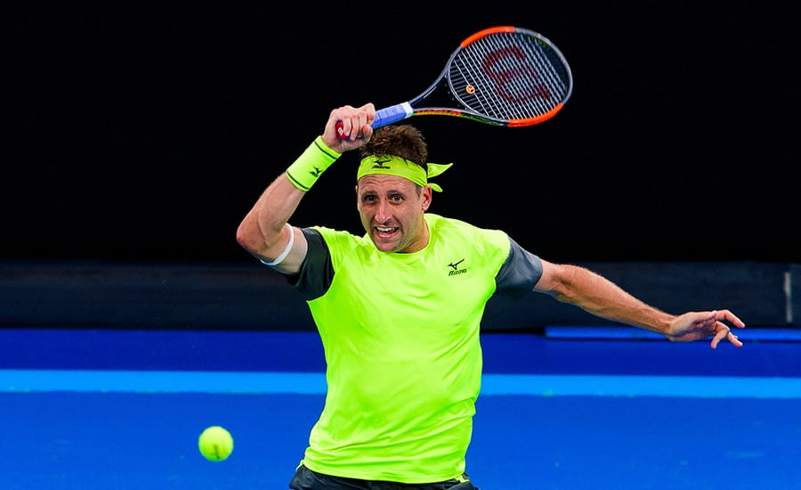 Tennys Sandgren - believes he can beat Roger Federer and Rafael Nadal