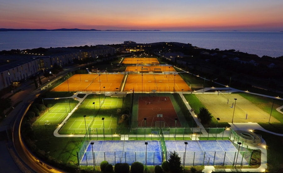tennis holiday Croatia Annabel Croft