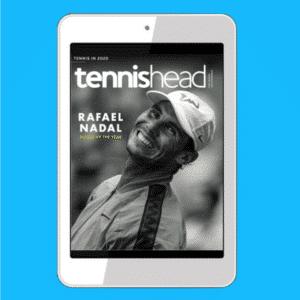 tennishead magazine digital November 2019 issue