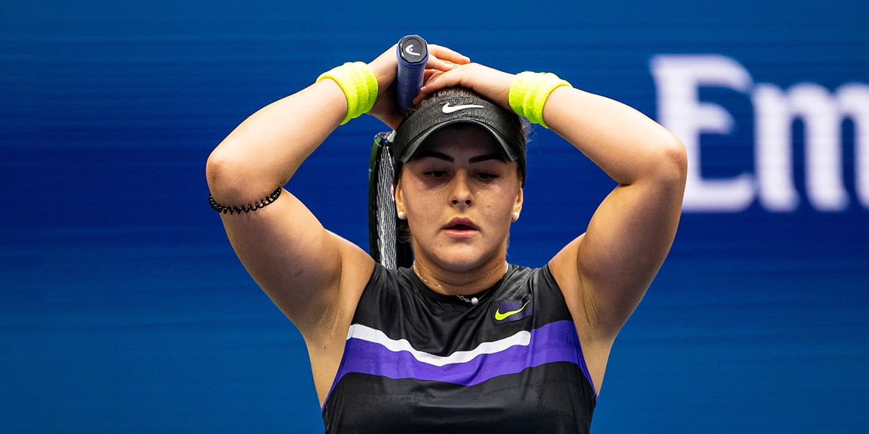 Bianca Andreescu - 2019 US Open champion