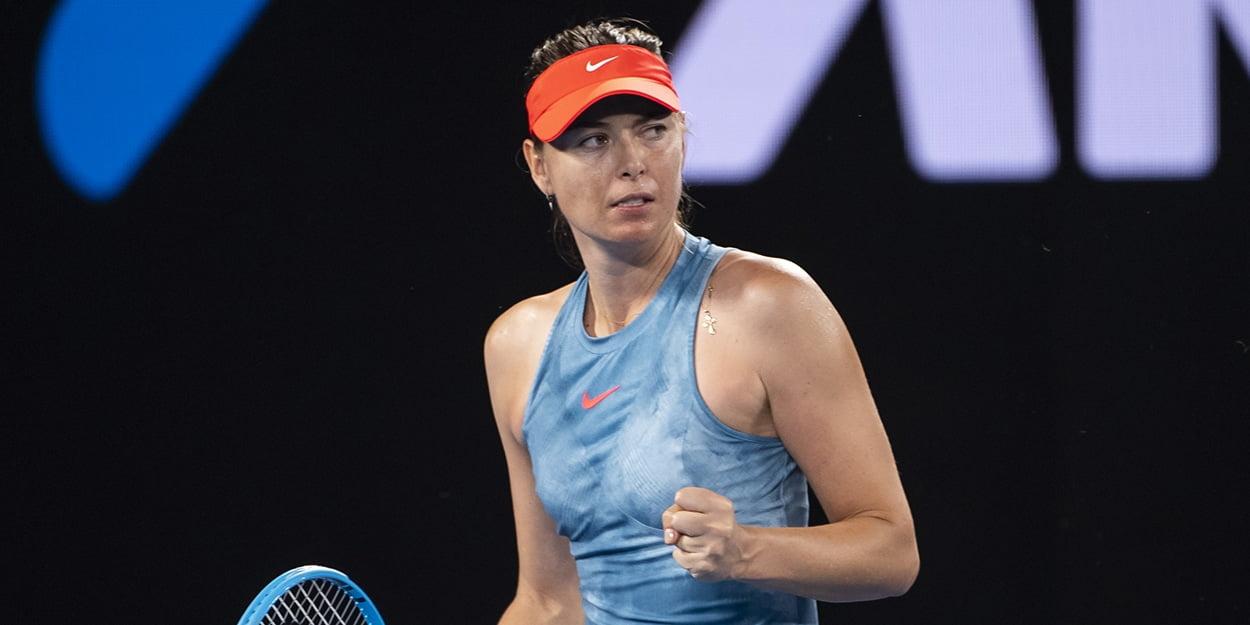 Maria Sharapova retires