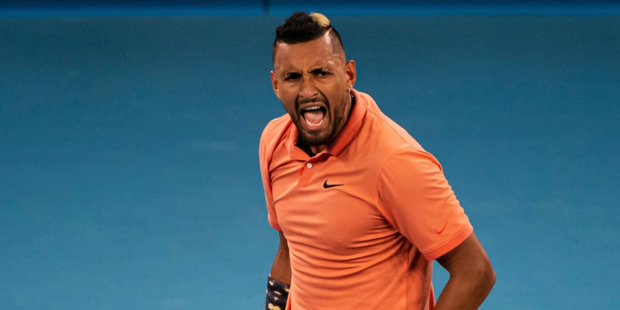 Nick Kyrgios brands legend 'a desperate little groupie, lingering around like a bad smell' in fresh feud - Tennishead