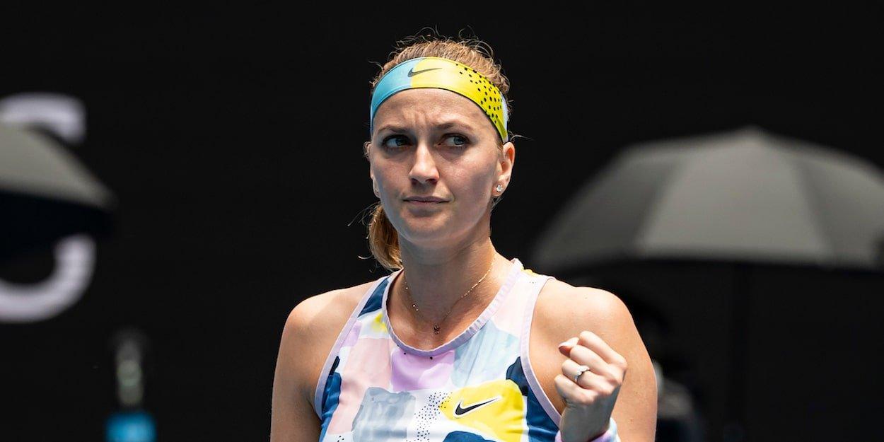 Petra Kvitova Stuttgart Open