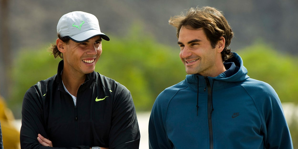 Roger Federer Lifts Lid Of Relationship With Rafael Nadal