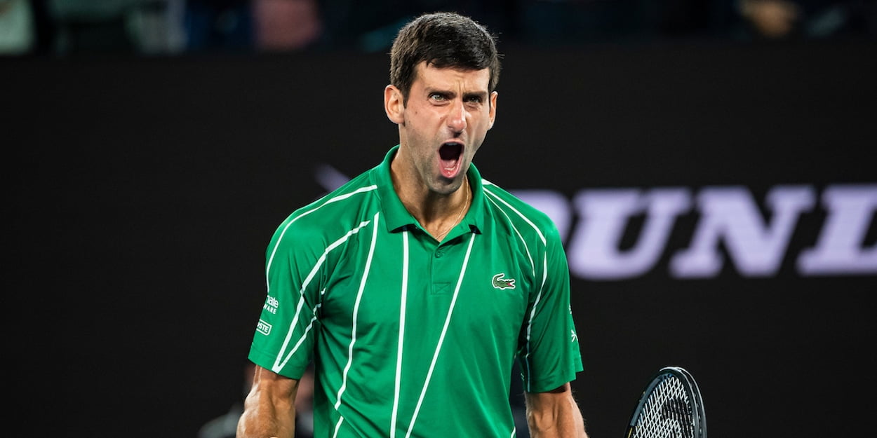 Novak Djokovic wins Australian Open 2020