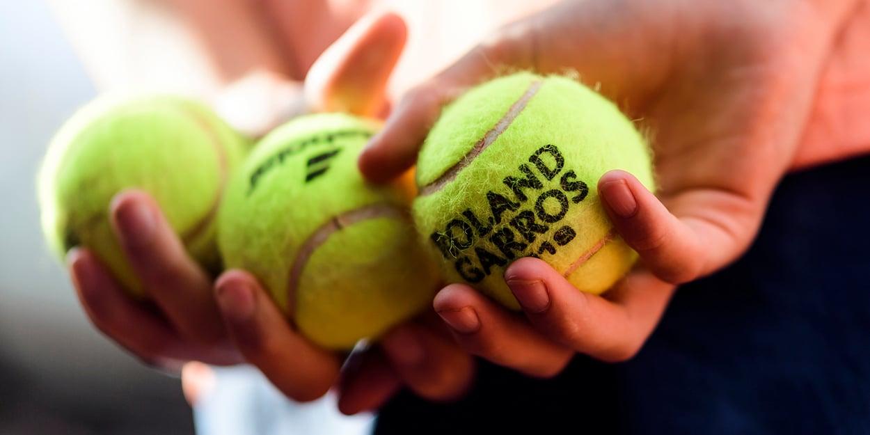 Roland Garros balls French Open coronavirus controversy