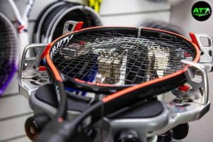 All Things Tennis racket stringing