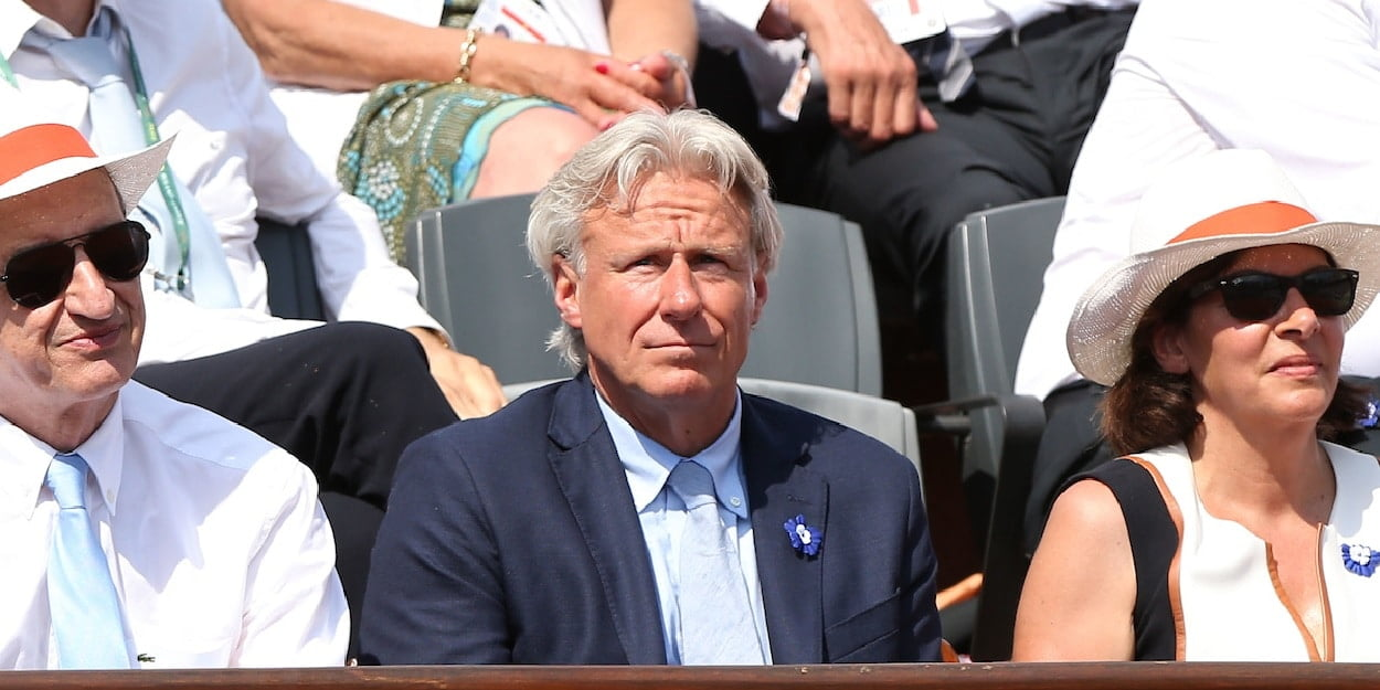 Bjorn Borg Paris