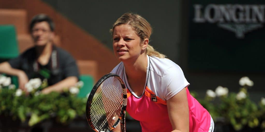In Four Years I M Not Going To Be Able To Do This Kim Clijsters On Her Return
