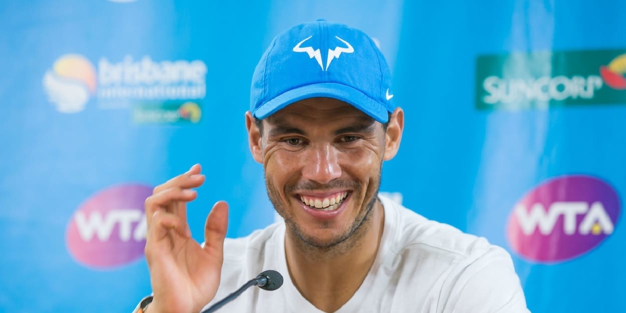 He s Got An Amazing Future Says Nadal Of Ace Who Named Cat After Him