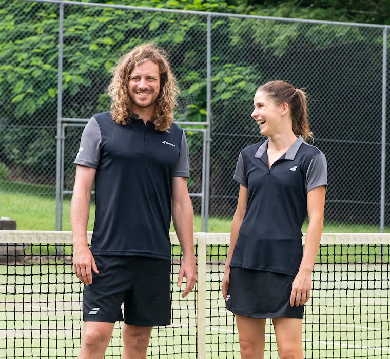 Babolat mens and womens tennis clothing