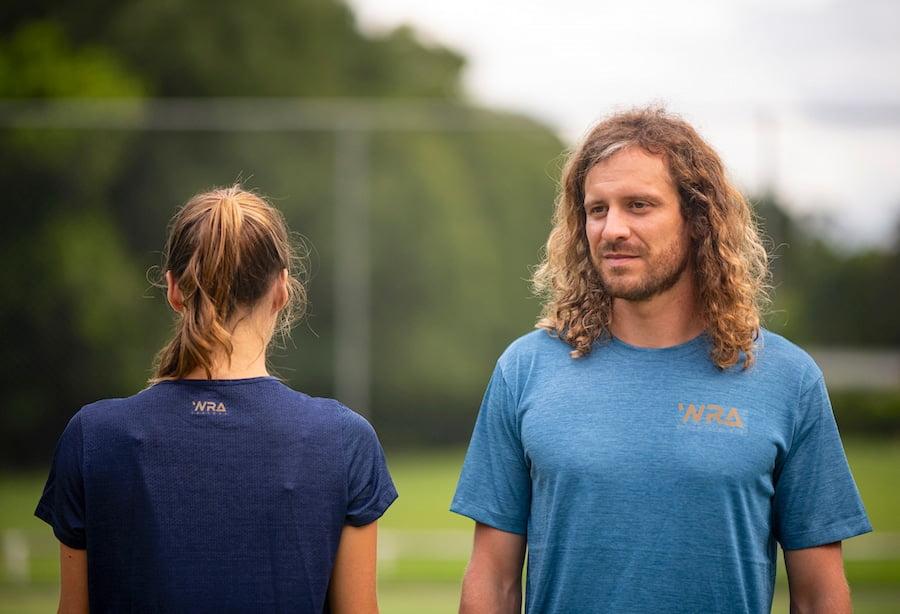 WRA tennis clothing