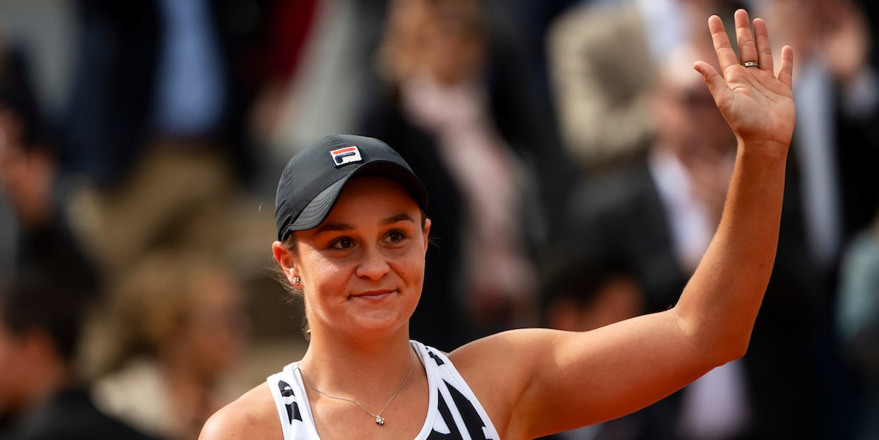 French Open Ash Barty 2019
