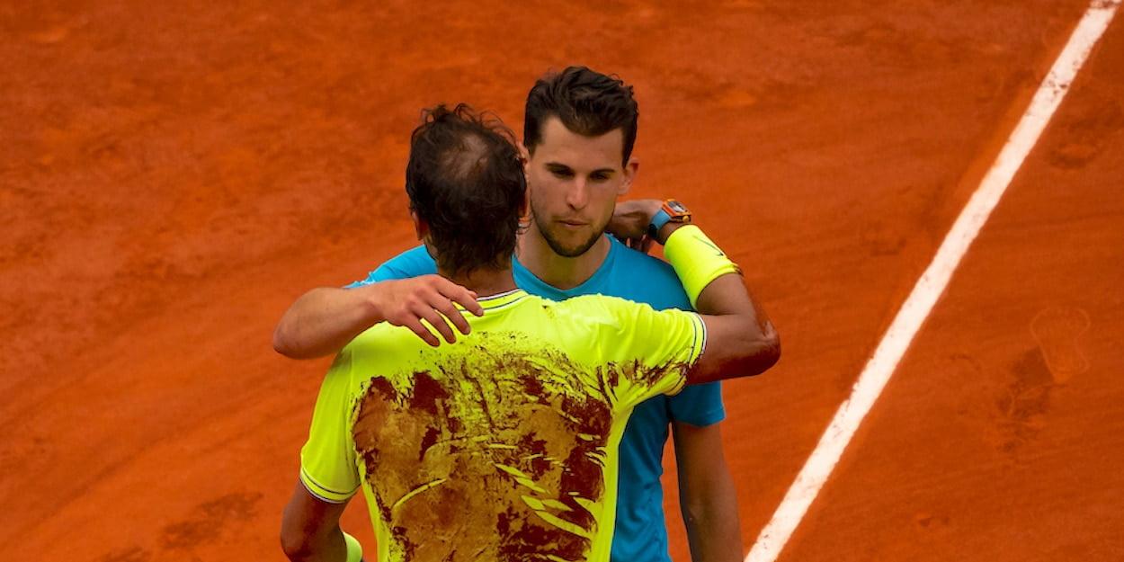 French Open final 2019 Nadal Thiem