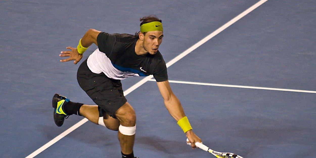 Rafa Nadal 2009 Australian Open
