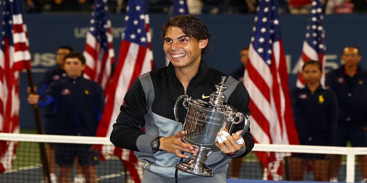 Rafa Nadal 2010 US Open final