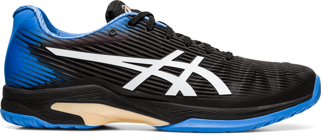 Cancelar cera Universal  ASICS Solution Speed tennis shoe review