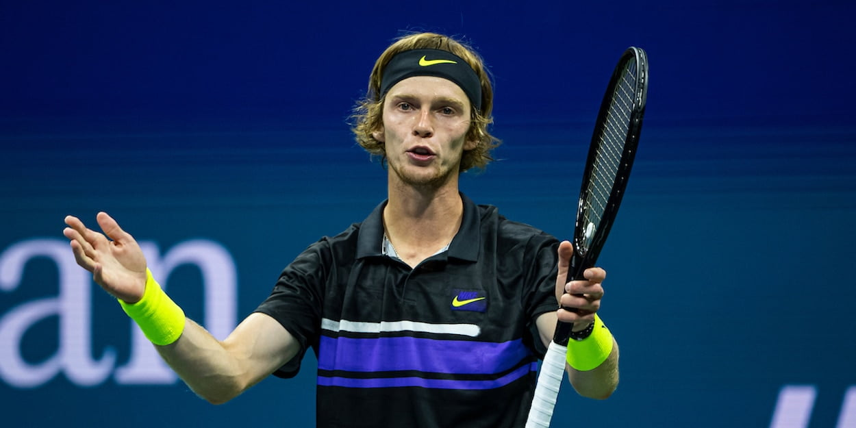 Andrey Rublev US Open