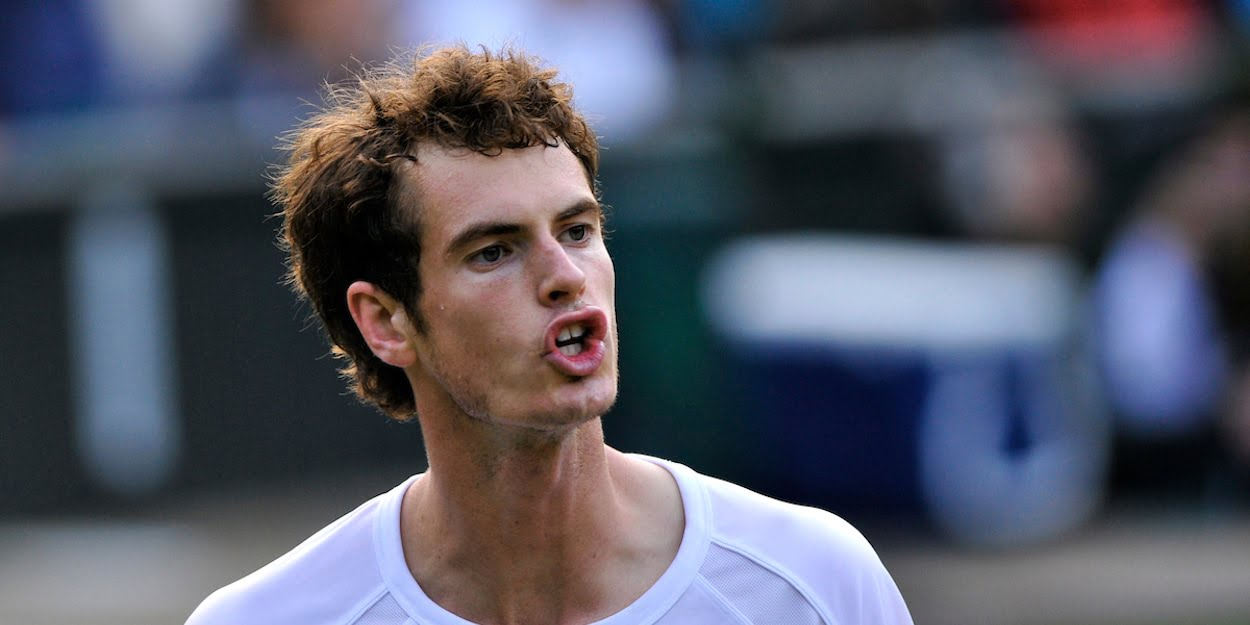 Andy Murray Richard Gasquet Wimbledon 2008